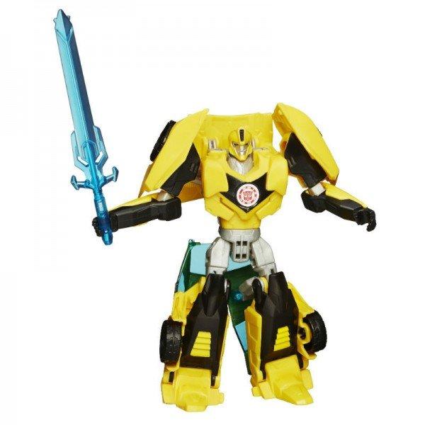 Трансформеры роботы под прикрытием игрушки бамблби