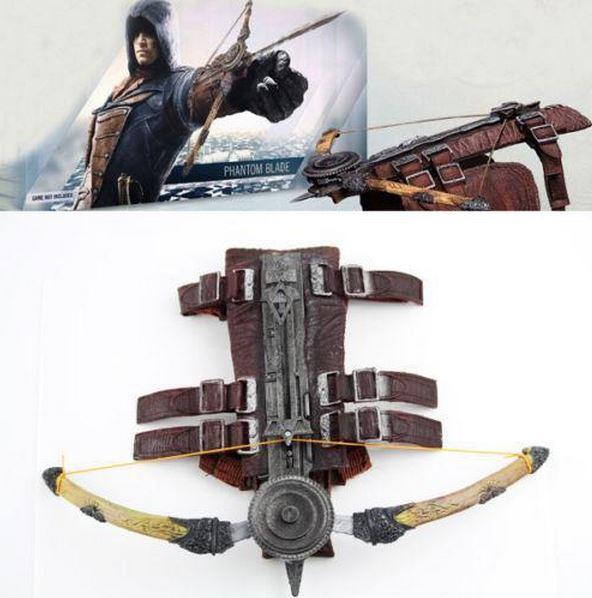Клинок Ассасина Арно арбалет Phantom Blade купить Игрушки из популярных мультиков и компьютерных игр - Okids.com.ua