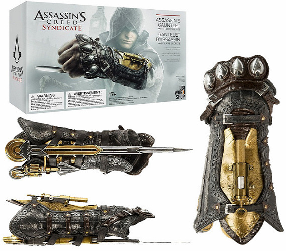 Assassin-s-Creed-Syndicate-font-b-Gauntlet-b-font-with-Hidden-Blade-Avec-Lame-Secrete-Cosplay