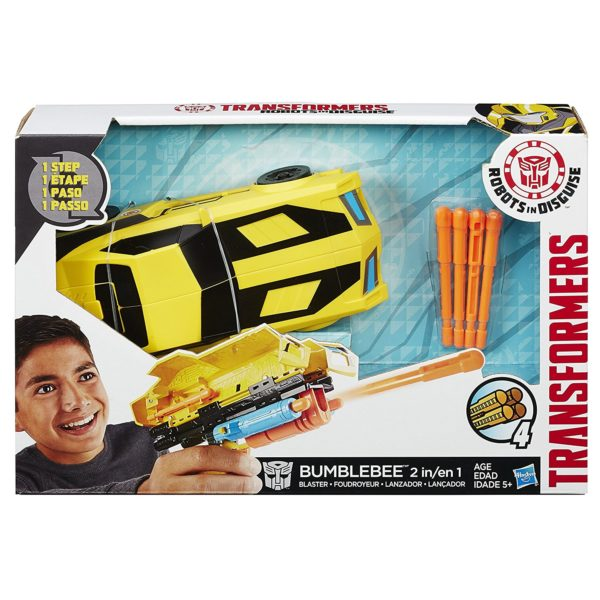 Бамблби 2в1 бластер Hasbro