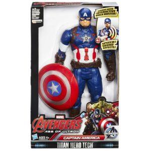 Капитан Америка интерактивный